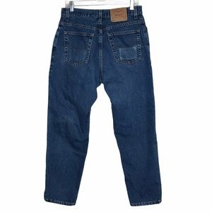 Vintage Levi's 550 Relaxed Fit Tapered Leg Jeans